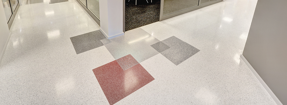 Epoxy Pumma Terrazzo Flooring Mondéco Finishes