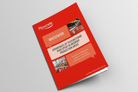 WHITEPAPER: Advantages of Polyurethane Over Epoxy in Brewery Production Areas