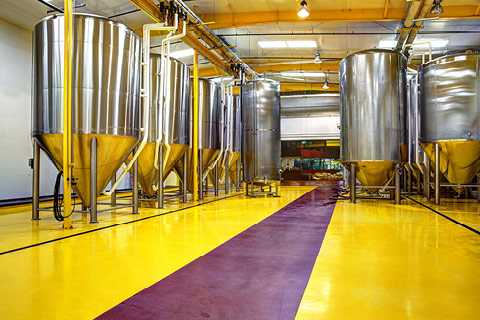Advantages of Polyurethane Over Epoxy in Brewery Production Areas