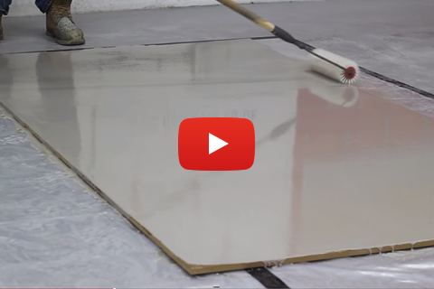Flowfast Quartz Scatter Application