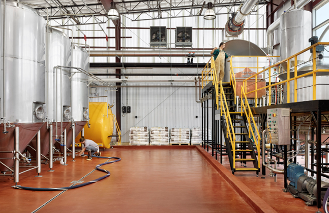 Keep the Beer Flowing with Flowcrete's New Brewery Flooring Whitepaper