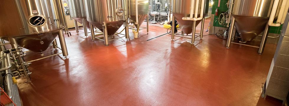 Hygienic, Food Safe Polyurethane Flooring | Flowfresh