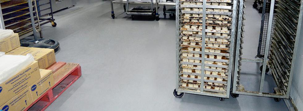 Hygienic, Food Safe Polyurethane Flooring | Flowfresh | Flowcrete