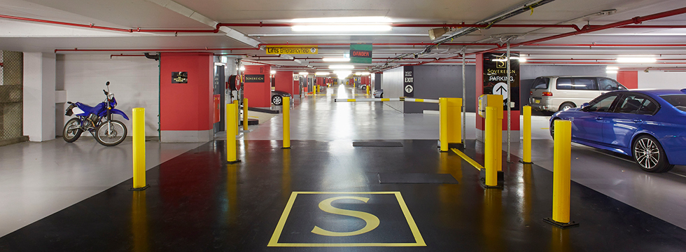 Superior Car Park Deck Coatings Deckshield Flowcrete