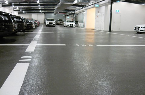 Deckshield ID Is the System of Choice for Audi Centre Brisbane