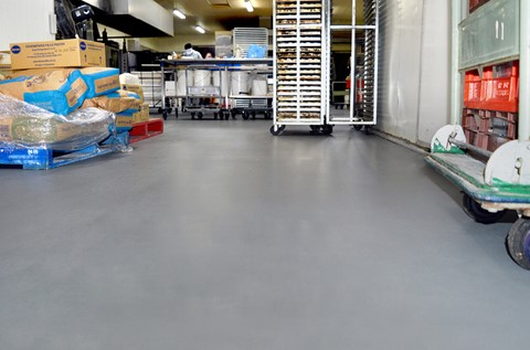 Flowcrete's Flooring Recipe Hits The Spot at TIM Products Bakery