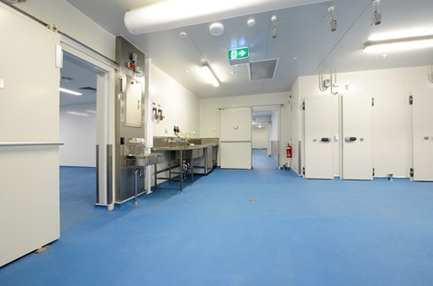 Antimicrobial Answer for Australia's Largest Hospital