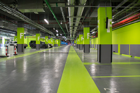 How To Achieve Perfection in Multi-Storey and Underground Car Park Protection