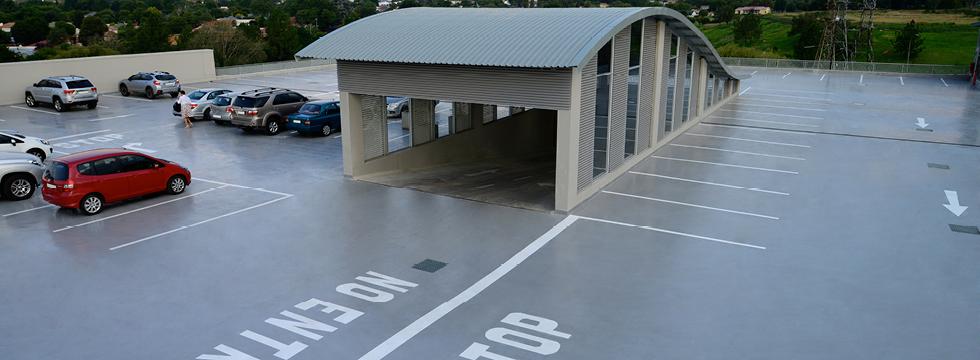Superior Car Park Deck Coatings | Deckshield | Flowcrete