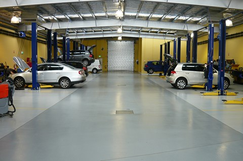 Top Quality Flooring Solution for Norris Motor Group