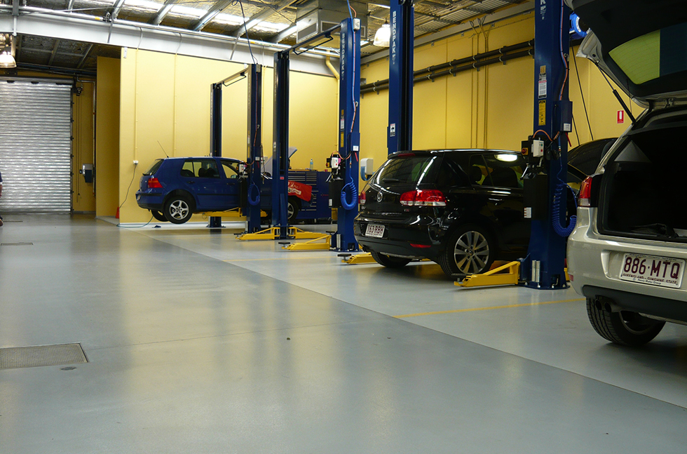 Top quality flooring solution for norris motor group for Auto solutions motor company