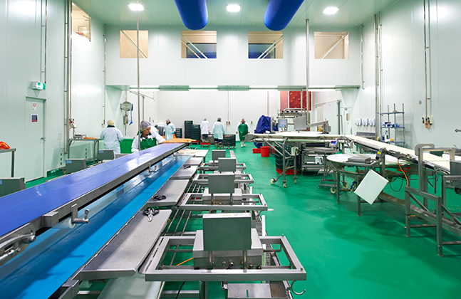 Huon Aquaculture Expands on a Flowfresh Floor