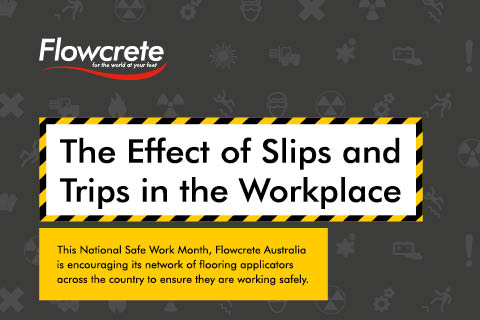 The Effect of Slips and Trips in the Workplace