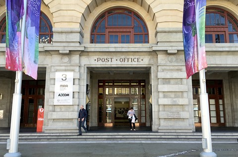 Iconic GPO Perth Begins New Life with New Entrance